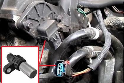 Fungsi Dan Cara Kerja CMP (Camshaft Position) Sensor pada Sistem Injeksi