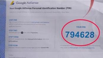 Google AdSense PIN ke liye apply Kaise KareGoogle AdSense PIN Verification Kaise KareAdSense PIN Verification Letter Nahi Aaya?