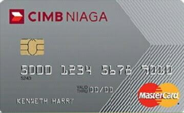 CIMB Niaga MasterCard Classic