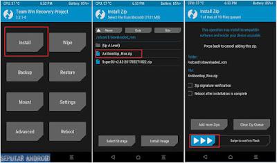 Cara Root Xiaomi Redmi 5 Plus Dan Instal TWRP Recovey Menggunakan PC Terbaru