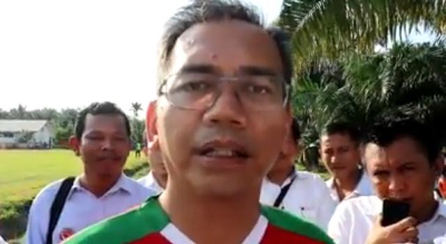 Cawagub DJOSS Sihar Sitorus Angkat Bicara Pasca Viral Video Dukungan dari JR Saragih