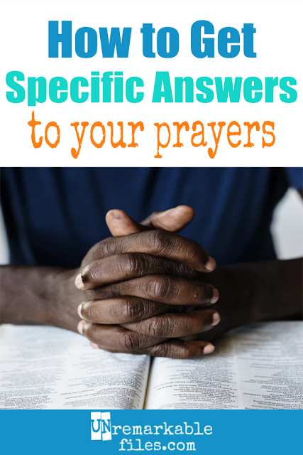 Why does God seem to answer prayers for some people in such a specific way but not yours? It took me years to finally understand this simple reason why. #prayer