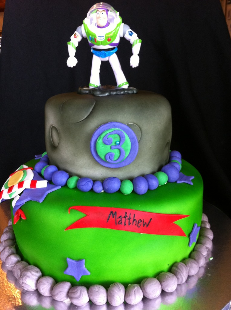 My Quot Sweet Quot Life Buzz Lightyear Cake