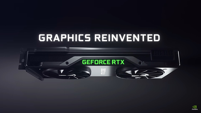 All you need to know about new NVIDIA cards is RTX