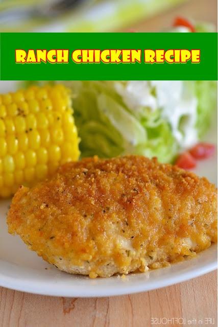 #Ranch #Chicken #Recipe