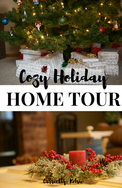 Cozy Holiday Home Tour