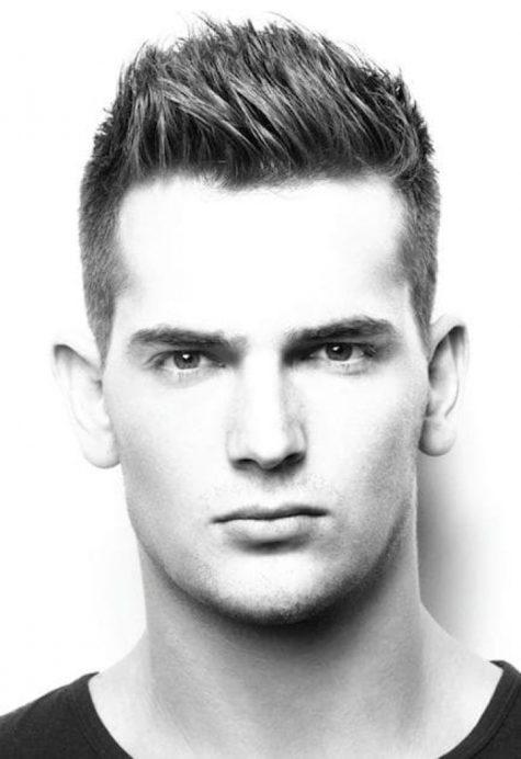 Gambar Potongan Rambut Pria Leher Panjang Terbaru Cahunit Com
