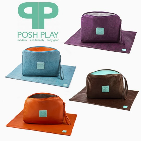 Hello Jack Blog: Posh Play's Diaper Clutch Combo