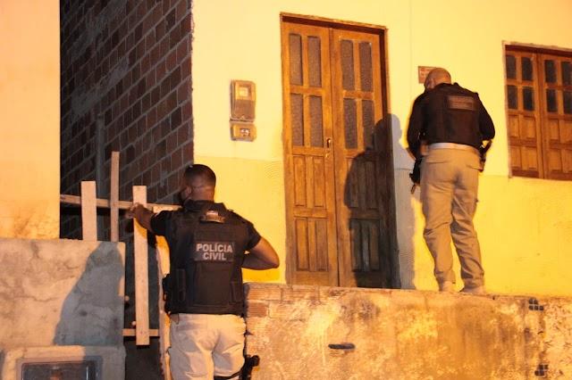 Operação Rumo prende quatro envolvidos com o tráfico na Chapada