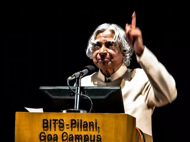 Essay on Dr. A P J Abdul Kalam