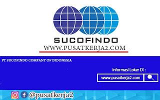 Lowongan Kerja BUMN SMA SMK D3 S1 PT Sucofindo (Persero) September 2020