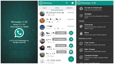 WhatsApp Plus v2.10 Apkk
