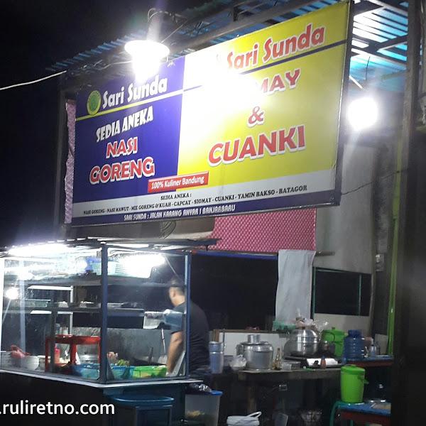 Review depot sari sunda, kuliner bandung di Banjarbaru