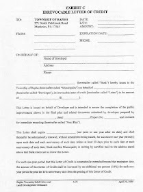 irrevocable letter of credit electrical knowhow tender forms and schedules 47818