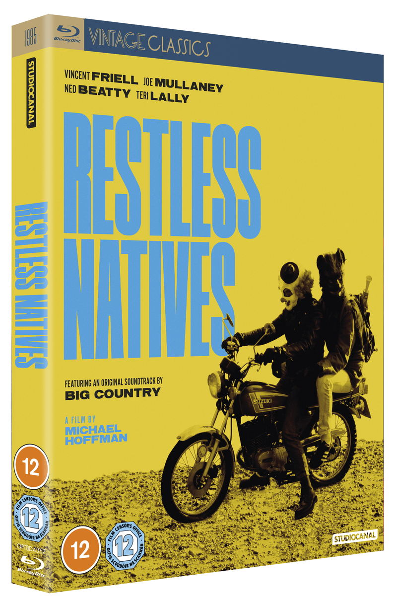 restless natives bluray