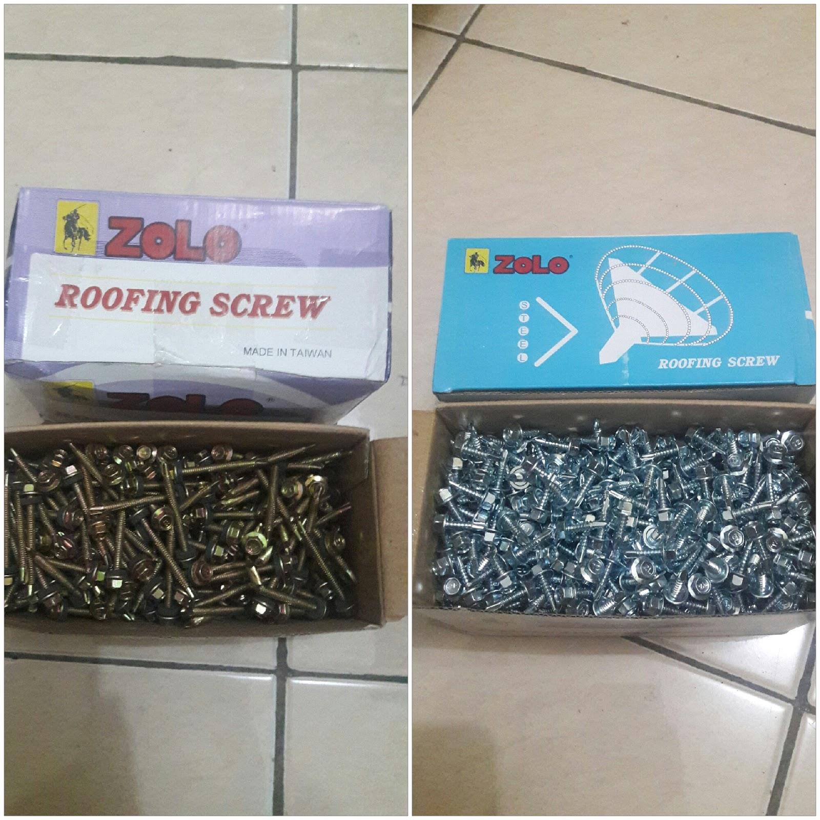 Alat Baut Roofing Nusantara Material