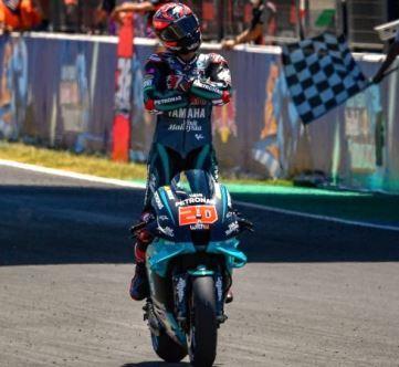 Pembalap Motogp Fabio Quantararo