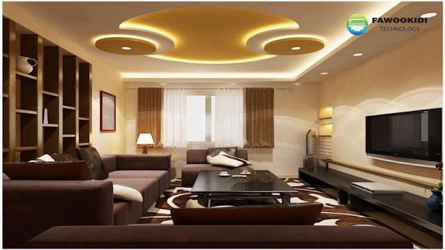 Đèn led sử dụng trang trí nội thất trong tòa nhà