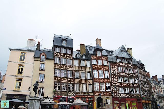 Rennes, Bretaña Francesa