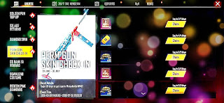 How to get free Guns  skins in Free Fire?