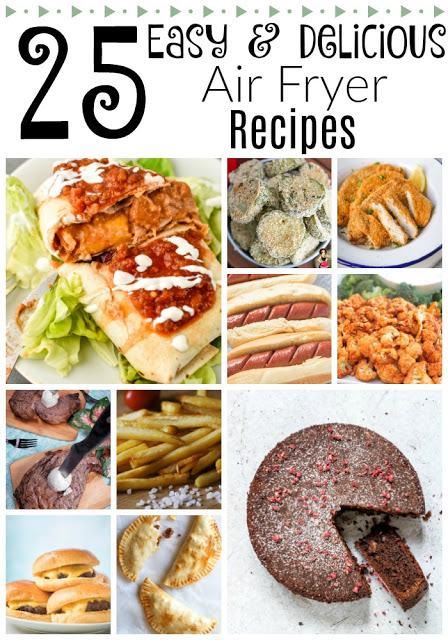 top 10 recipes of 2019 25 air fryer recipes
