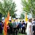 Biểu tình phản đối chuyến thăm Mỹ của Thủ Tướng csVN Phúc