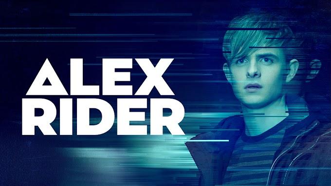 Tráiler de 'Alex Rider' (2020) - Serie Movistar+