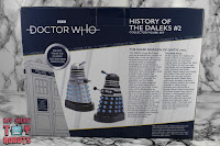 History of the Daleks Set #2 Box 03