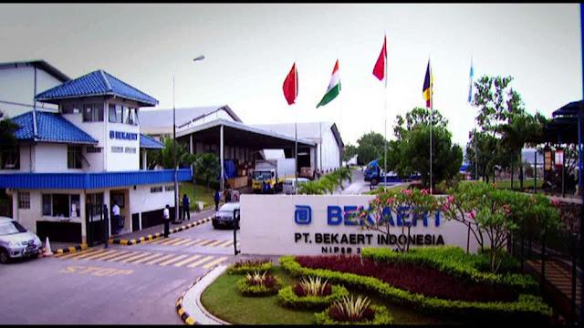 Lowongan Kerja PT Bekaert Indonesia (Industri Manufaktur/Produksi)