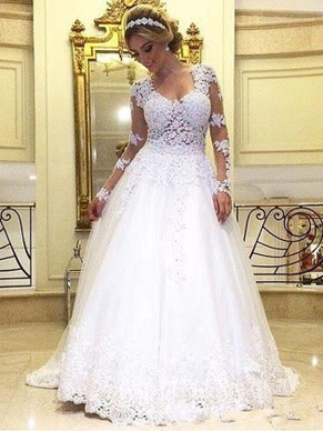 http://www.dressesofgirl.com/princess-scoop-neck-tulle-sweep-train-with-appliques-lace-wedding-dresses-dgd00022993-7324.html