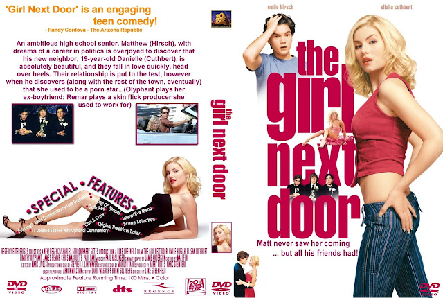Teen comedy girl next door movie