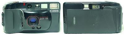 Canon Autoyboy 3 (Canon 38mm F2.8 Lens) #920