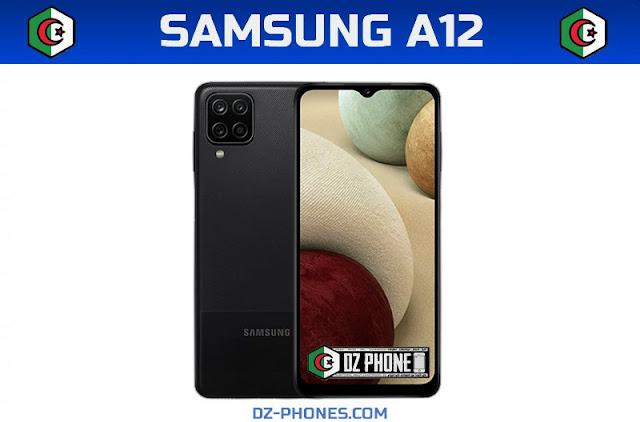 سعر سامسونج A12 في الجزائر و مواصفاته Samsung A12 Prix Algerie