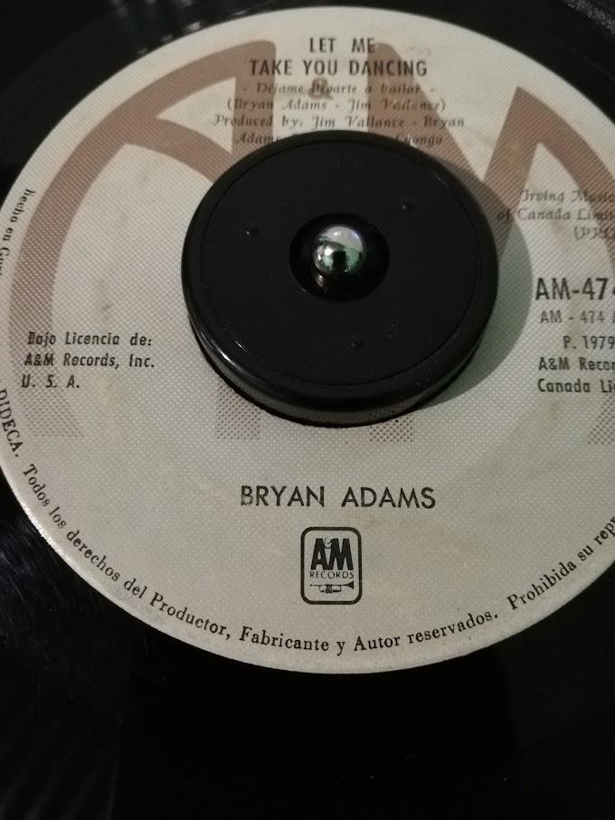 Bryan Adams - Let Me Take You Dancing (Single)