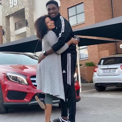 Seyi Edun and Adeniyi Johnson latest photos