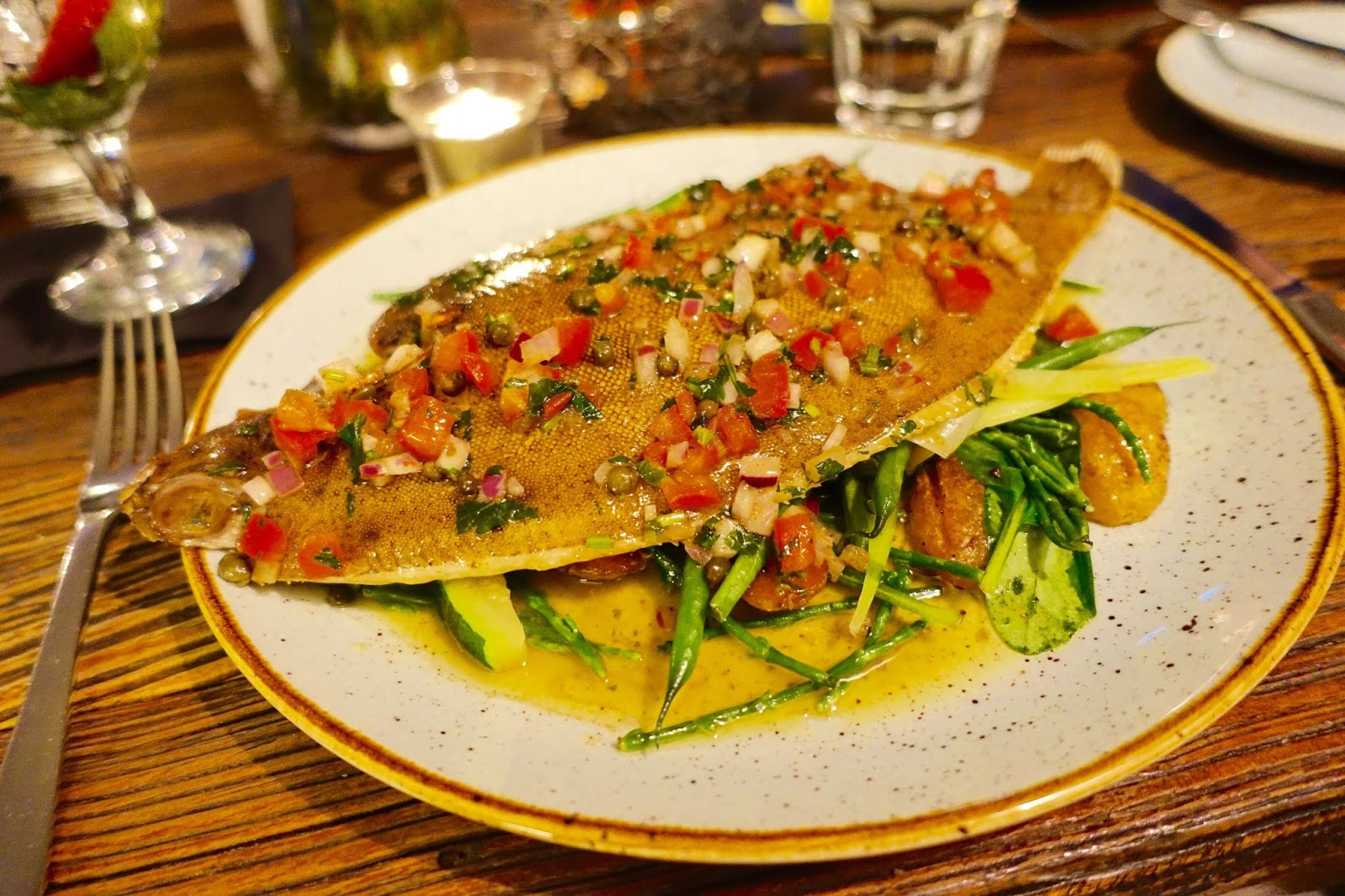 lemon sole food blogger