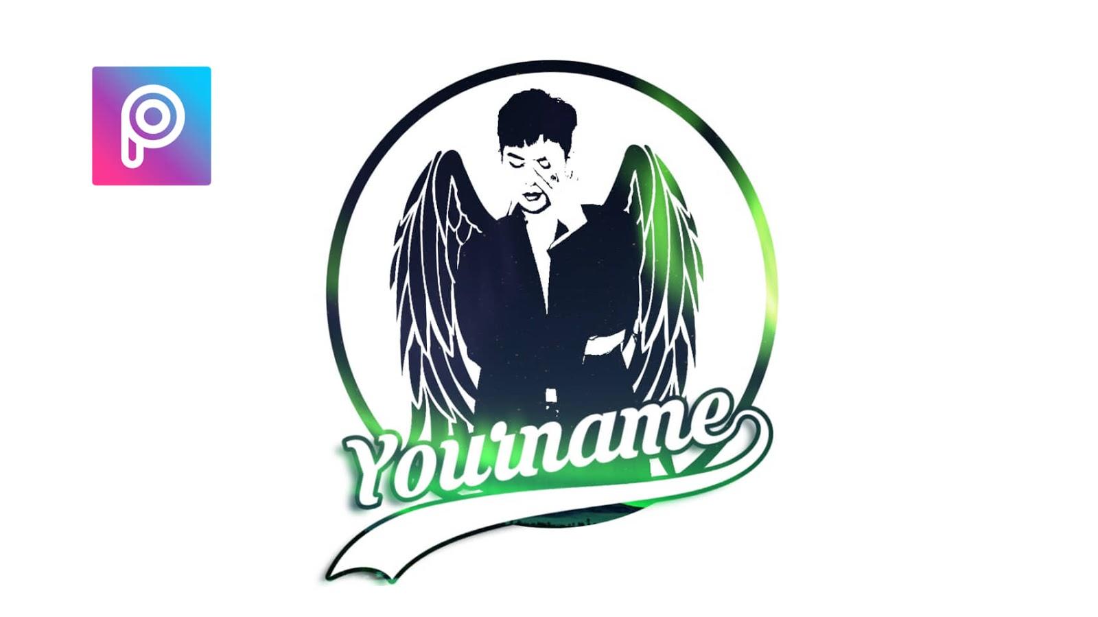 Your angel logo design Andriod - Editing Tricks
