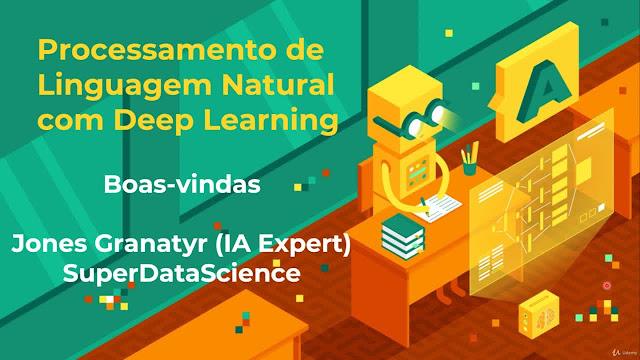 Processamento de Linguagem Natural com Deep Learning | Ned