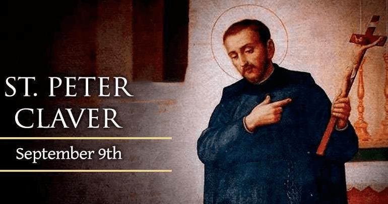 Santo Petrus Claver