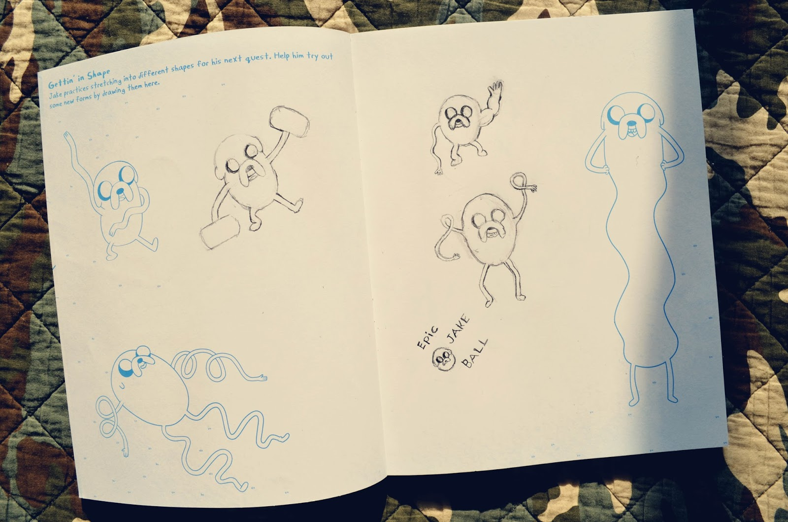 Woman in Real Life:The Art of the Everyday: Adventure Time