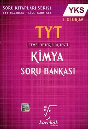 Karekök TYT Kimya Soru Bankası PDF