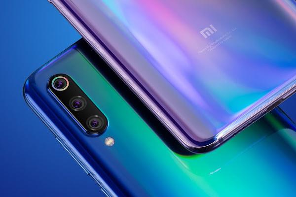Xiaomi Mi 9 - Camera