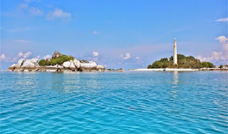 7. Pulau Lengkuas