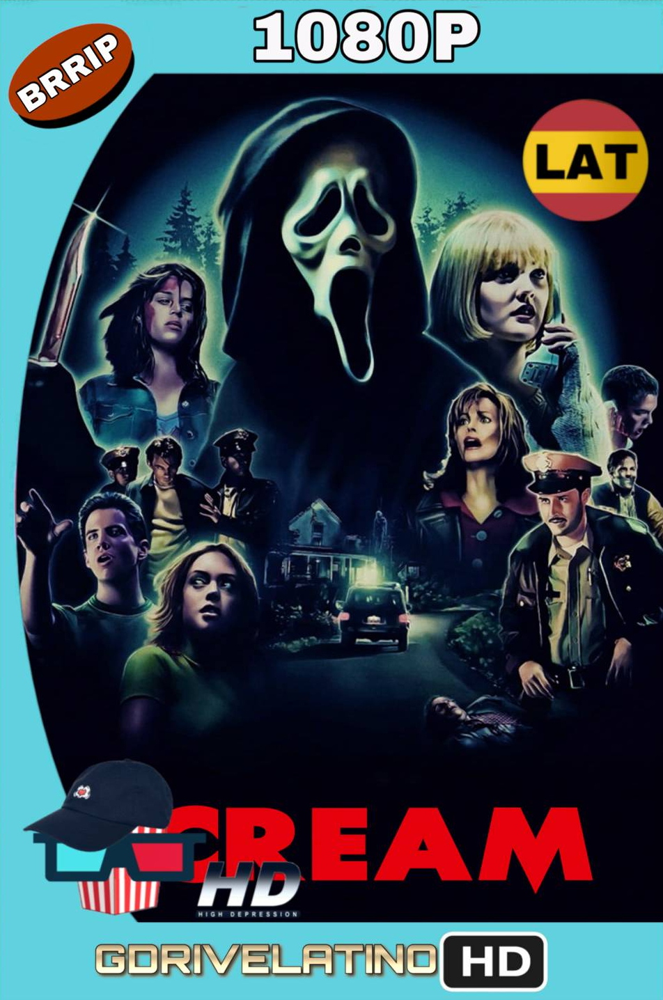 Scream (1996) BRRip 1080p Latino-Ingles MKV