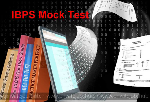 IBPS Mock Test
