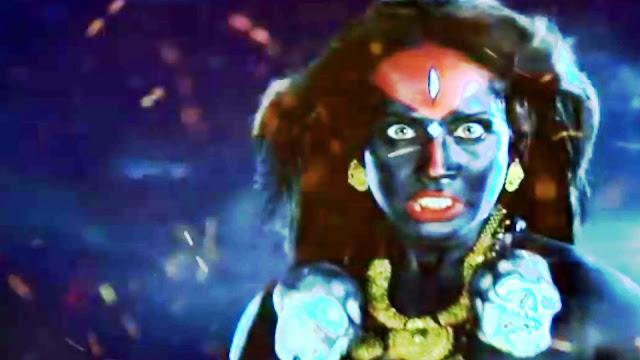 Maa Kali Angry  Wallpaper