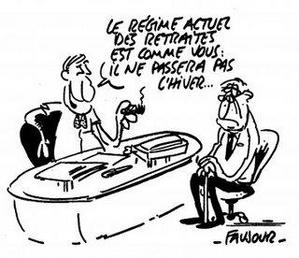 La Retraite Complementaire En France Et La Pre Retraite Oracle Cgc