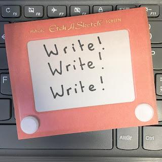 Nanowrimo 2020 - Write! Write! Write!