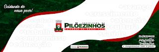 Prefeitura de Pilõezinhos lança nova identidade visual – Governo: cuidando do nosso povo