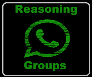 reasoning whatsapp group link join